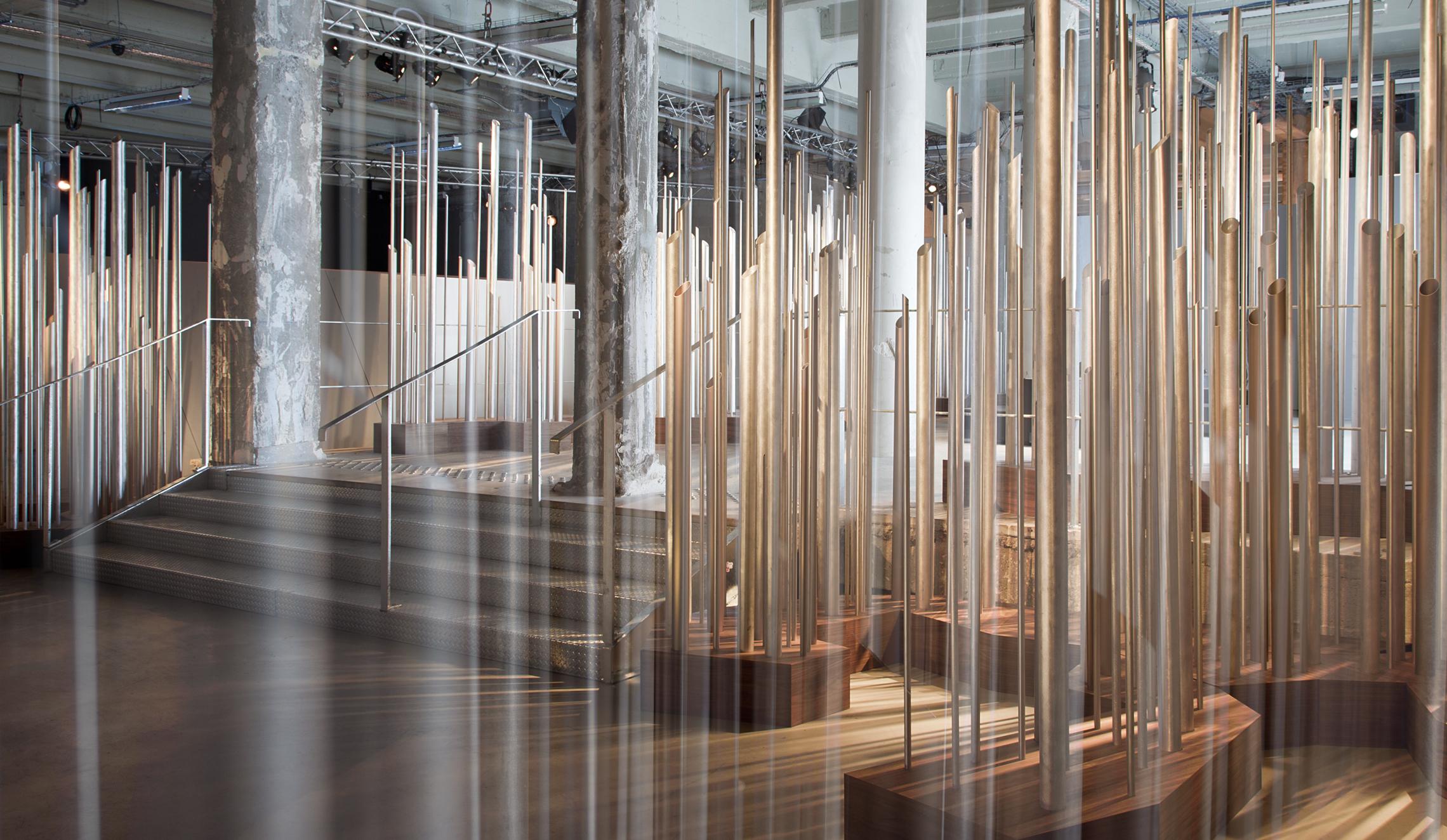"""""""Between Now & Then"""", a sound sculpture by Sébastien Léon"""
