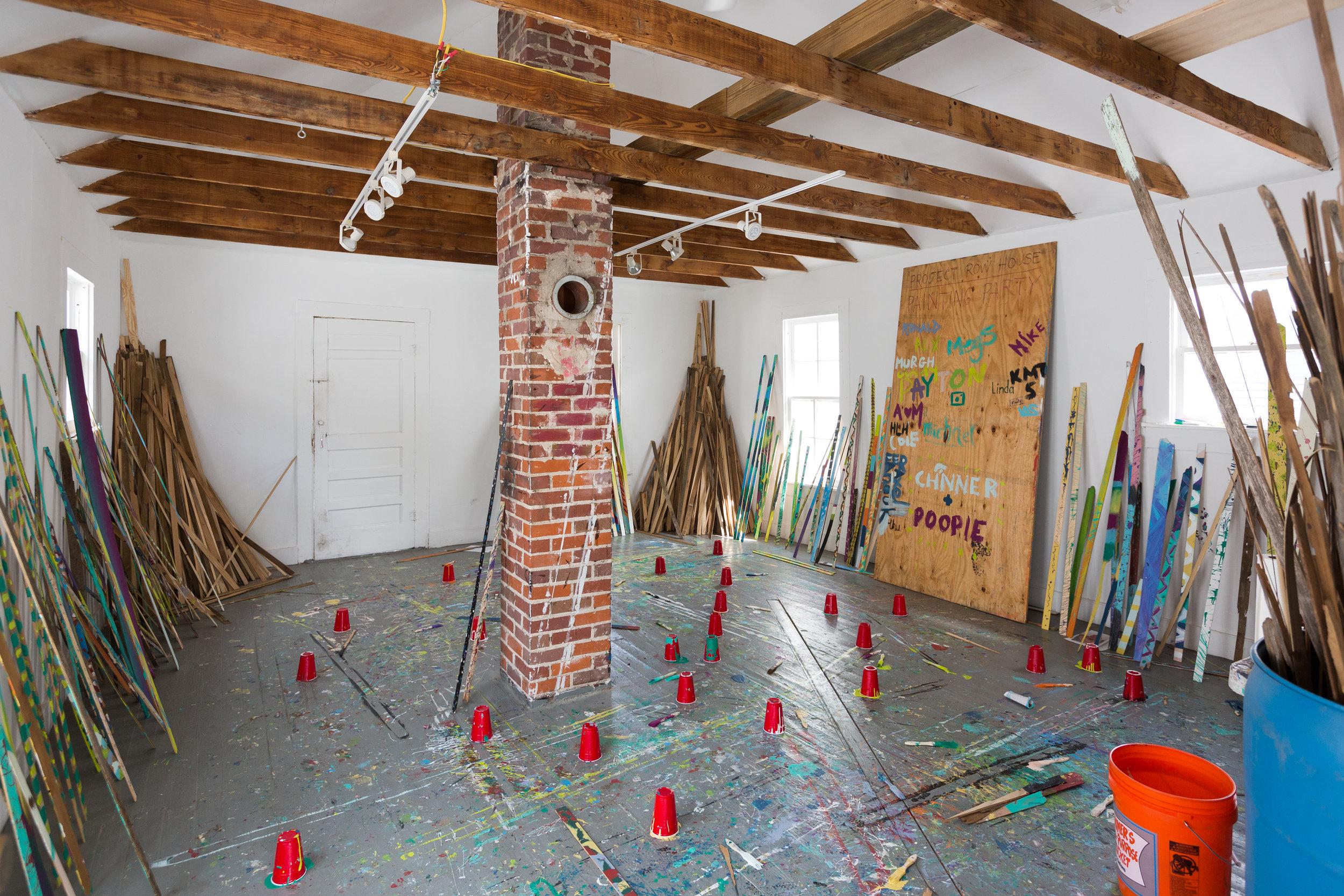 The Building Speaks , Patrick Renner