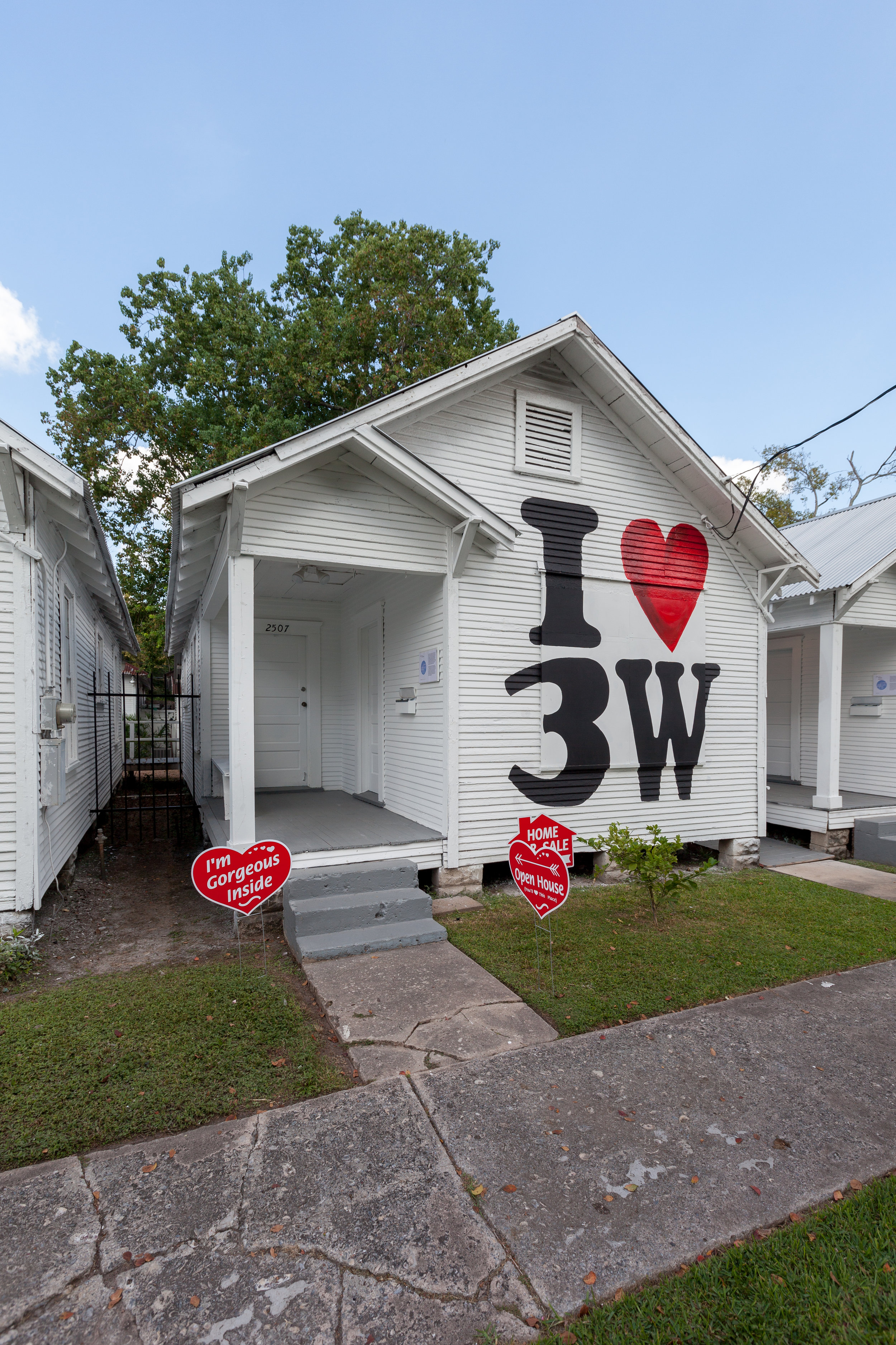 I Love 3W , Marc Newsome, 2017