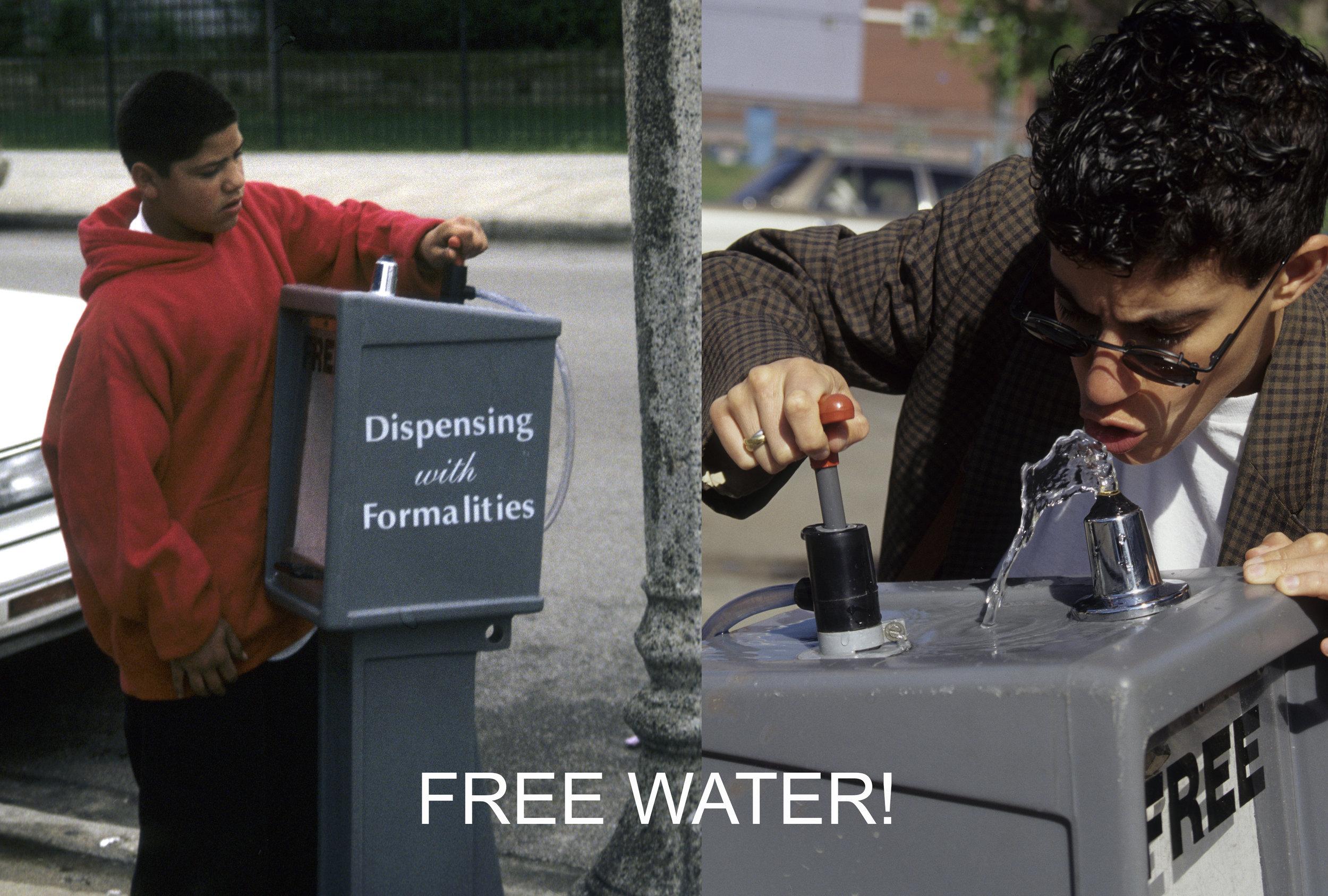 Free Water, Uptown, Chicago