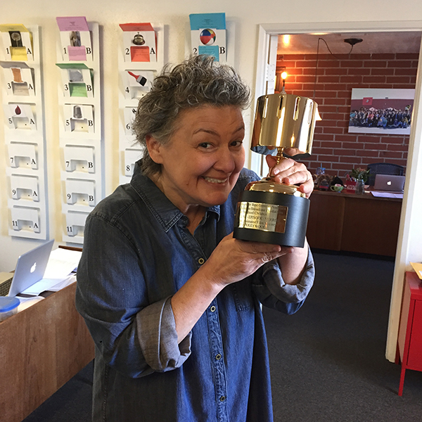 Giddy Over Our Annies - Bix Pix takes home the Golden Zoetrope for