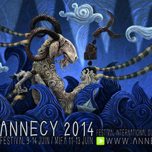 Thrilled to be in Annecy... - BixPix goes to France!