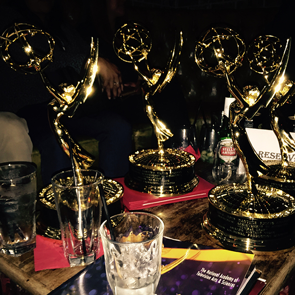 Bix Pix 2015 Daytime Emmy Awards - Outstanding Pre-School Children's Animated ProgramOutstanding Individual Achievement in Animation: Character AnimationOutstanding Individual Achievement in Animation: ColoristOutstanding Individual Achievement in Animation: Production DesignerOutstanding Individual Achievement in Animation: Character DesignerApril 24, 2015