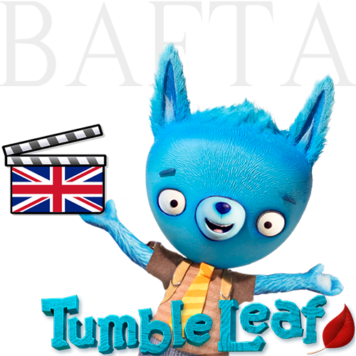 We've Been Nominated! - Bix Pix is excited to be nominated for a 2018 BAFTA in this Newly Expanded Children's Category!