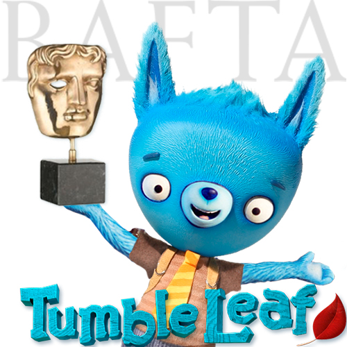 BAFTA Win! - Bix Pix Entertainment is absolutely gobsmacked to get the news of our prestigious prize from England!