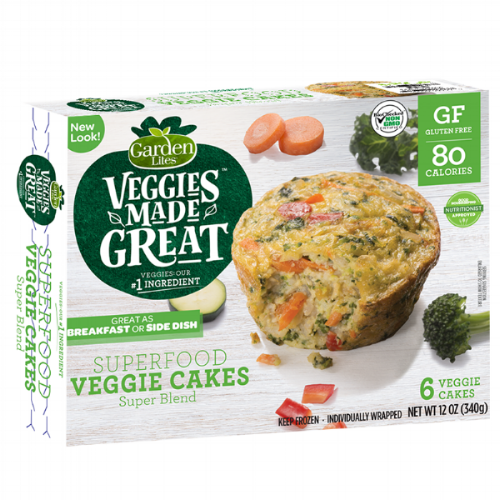 Featuring our  Superfood Veggie Cakes - Superblend ! Click here for more information