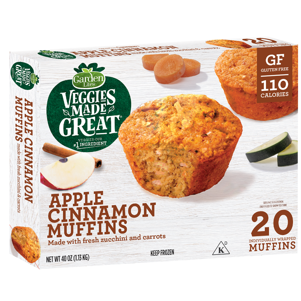 - Featuring our Apple Cinnamon Muffins! Click here for more information