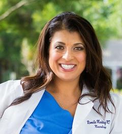 Dr. Romie Mushtaq, MD, Physician and Mindfulness Teacher