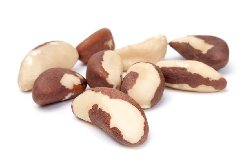 Brazil nuts contain selenium, which can support your thyroid.