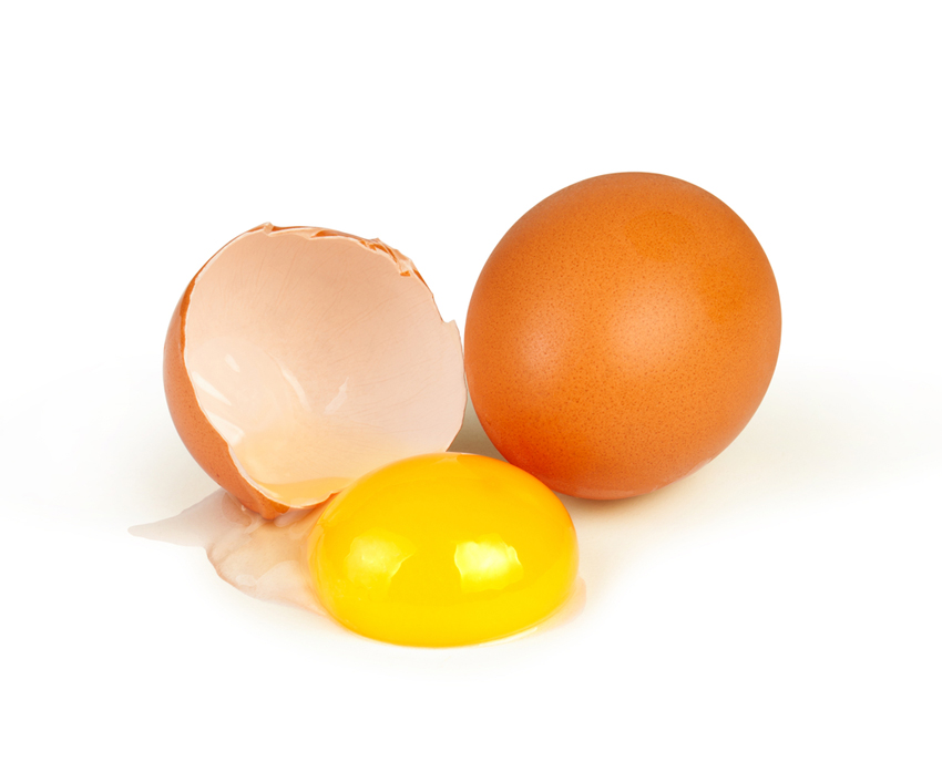 Egg yolk. Egg yolks contain choline, which can help repair myelin.
