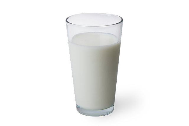 A glass of milk. The protein and sugars in milk can cause inflammation and contribute to mental illnesses.