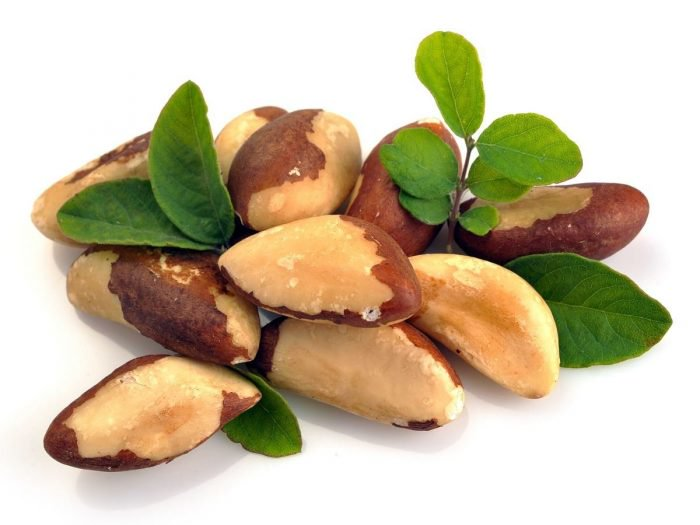 Brazil nuts. Brazil nuts are the best course of selenium. A selenium deficiency can increase anxiety and make you more anxious.