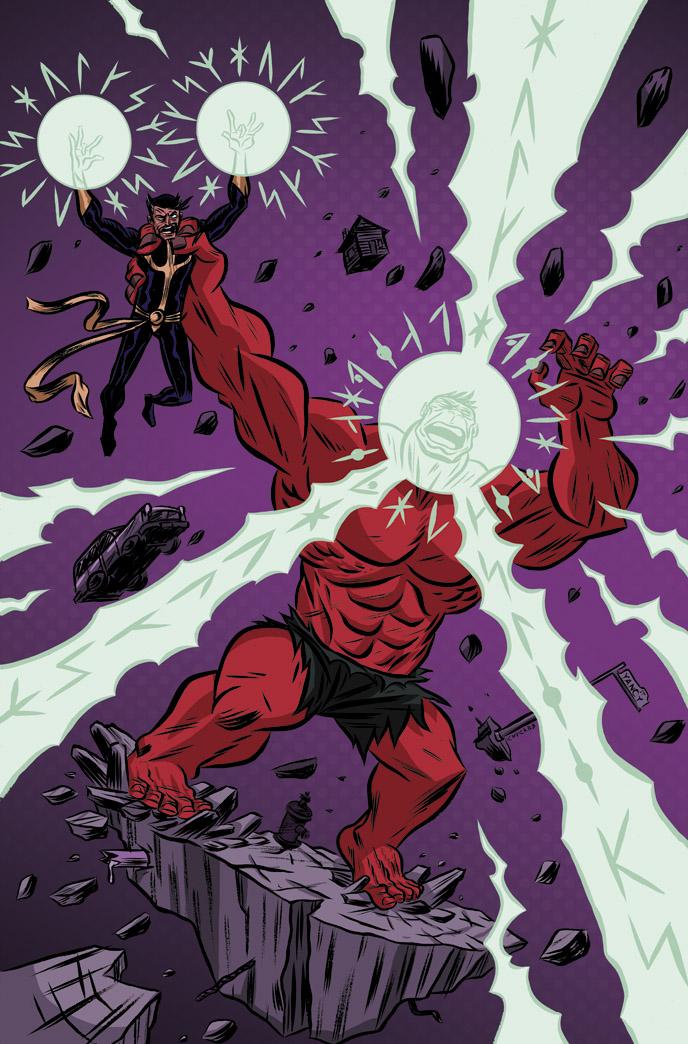 New Avengers #34 (Marvel Comics, 2012)