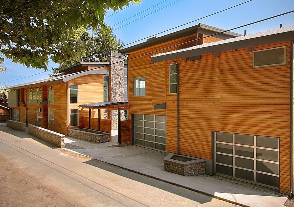 Moore Residence