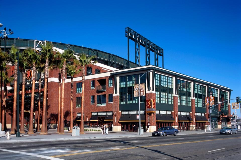SF Giants Headquarters -