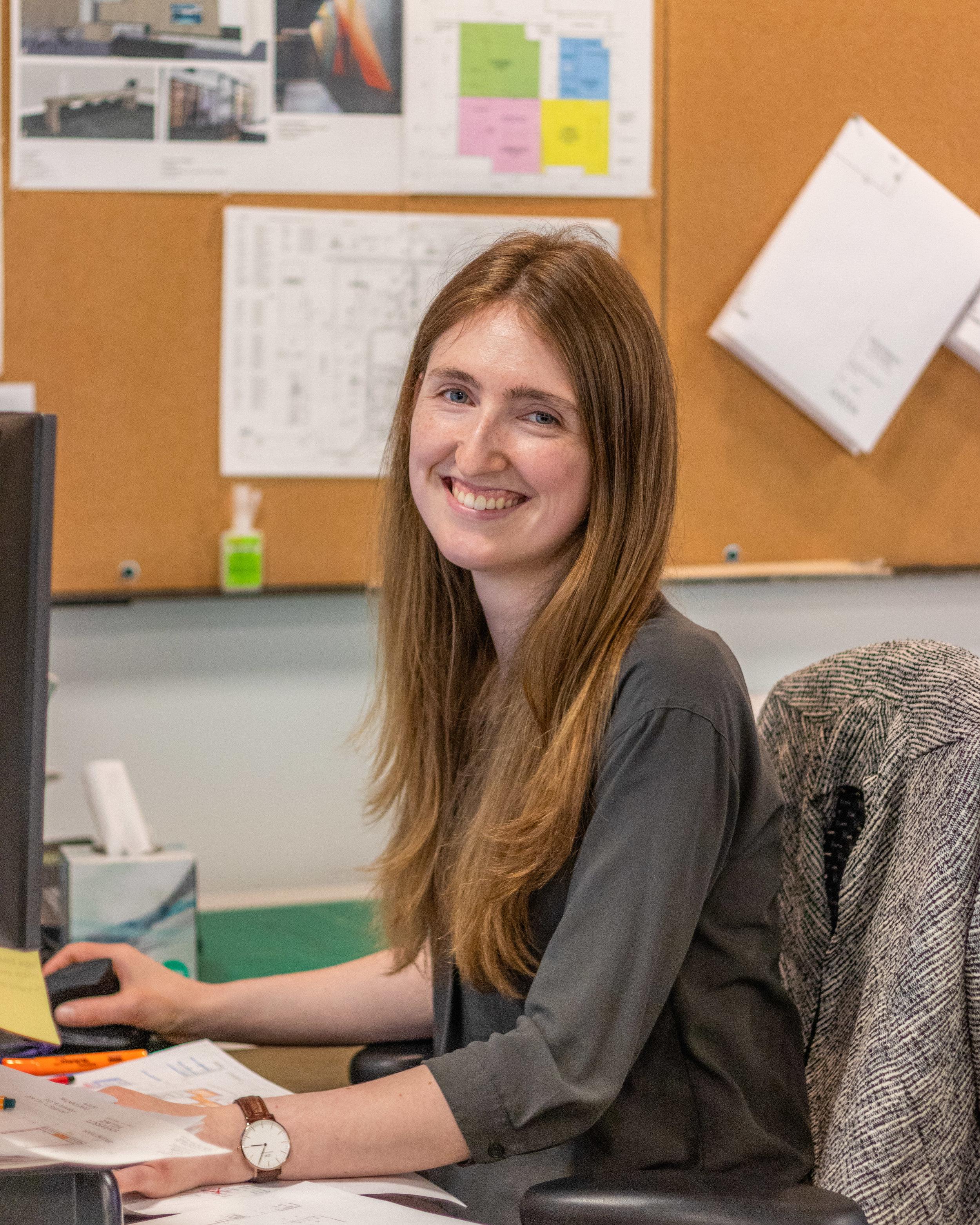 Elizabeth Kelley - Associate