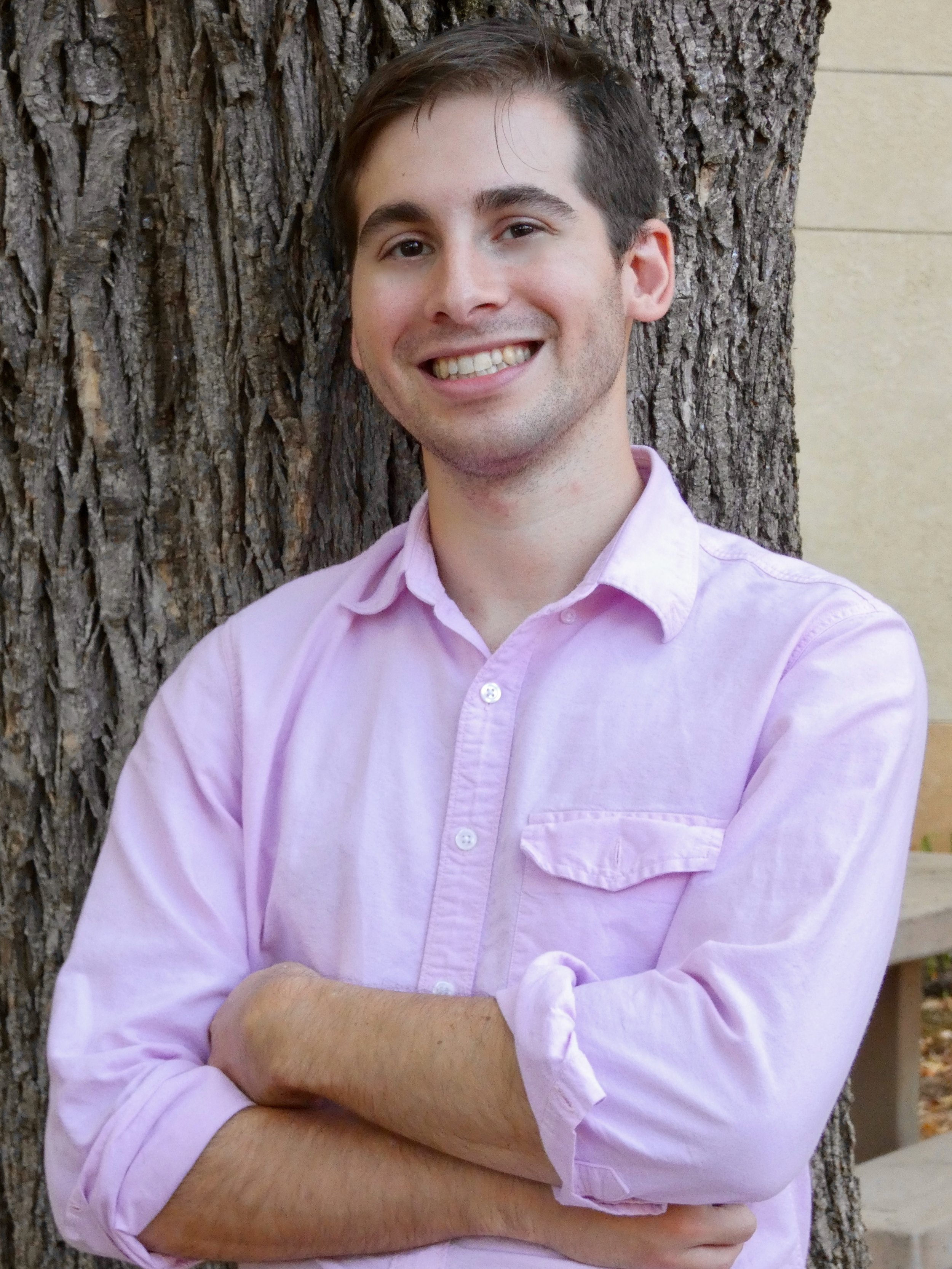Jake Robins, MFin Candidate, M.S. and B.A., Mathematics and Physics Instructor