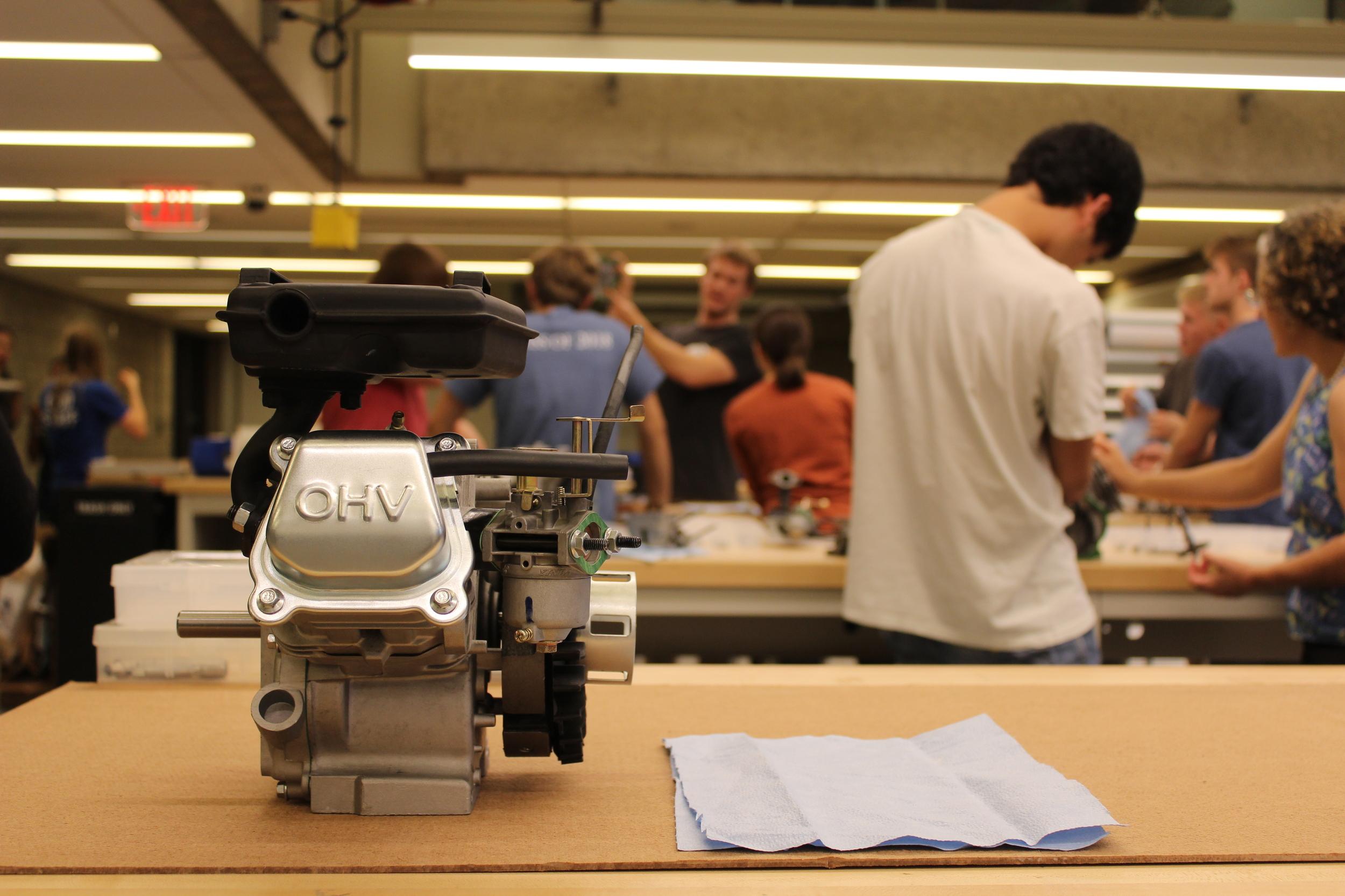 Fall 2014 Engine Workshop