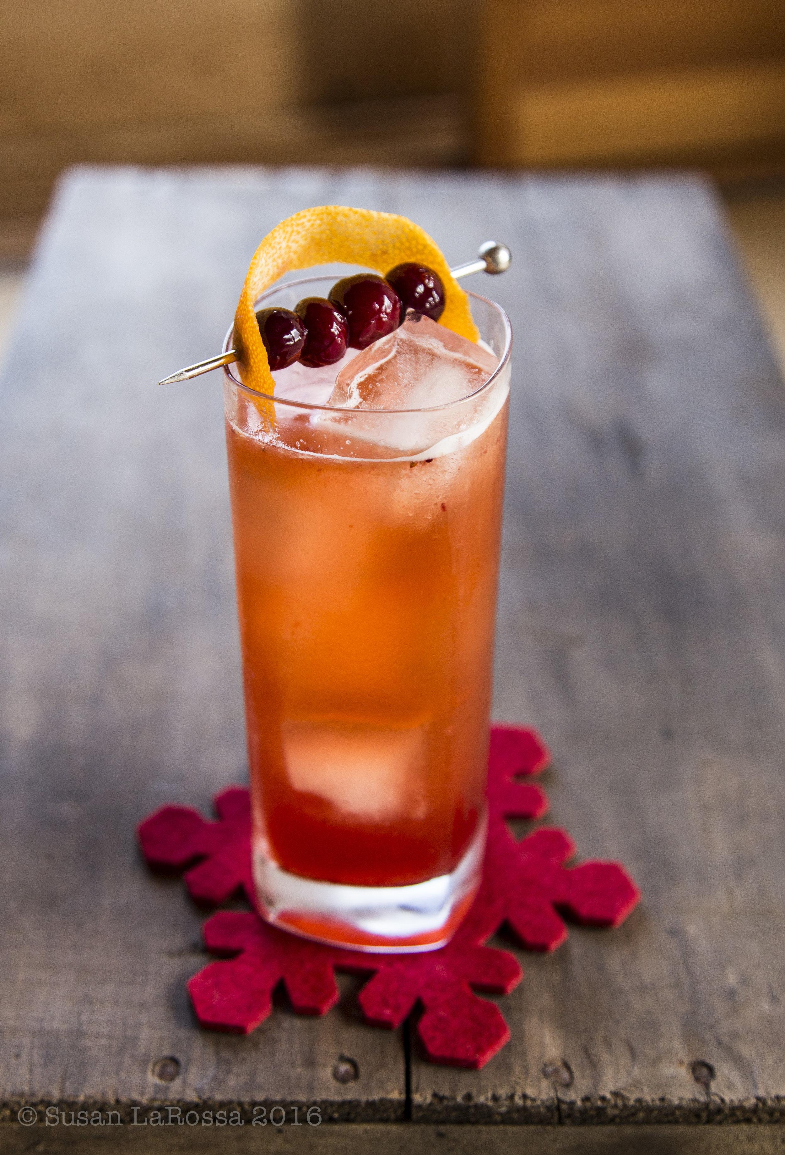 Cranberry Beret