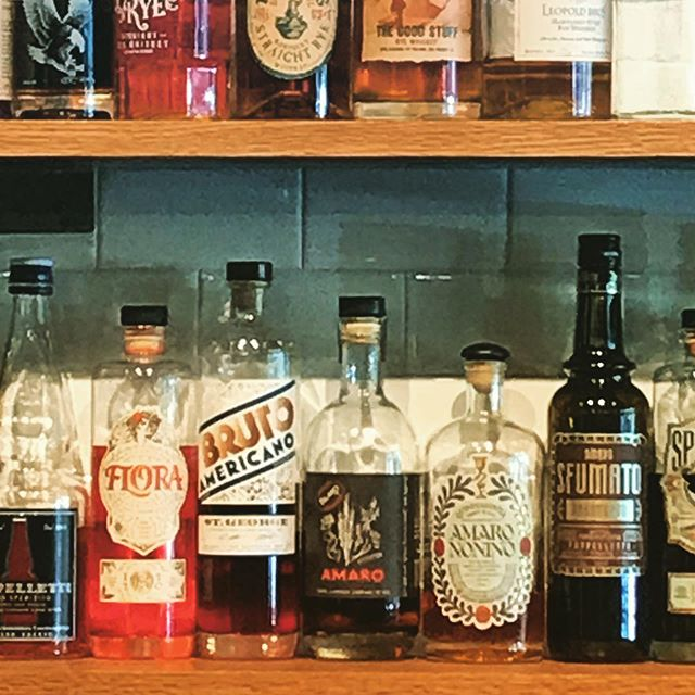 As seen in #stlouis, we're always thrilled to see #amarobilaro included in the stellar beverage program at @oliveandoakstl #amaro #ontheroad #blrwineco #sharethebitterlove