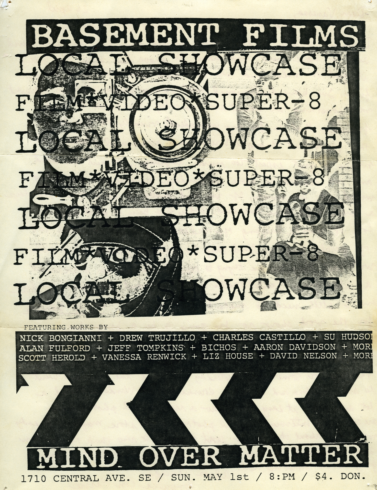 Poster by David Nelson
