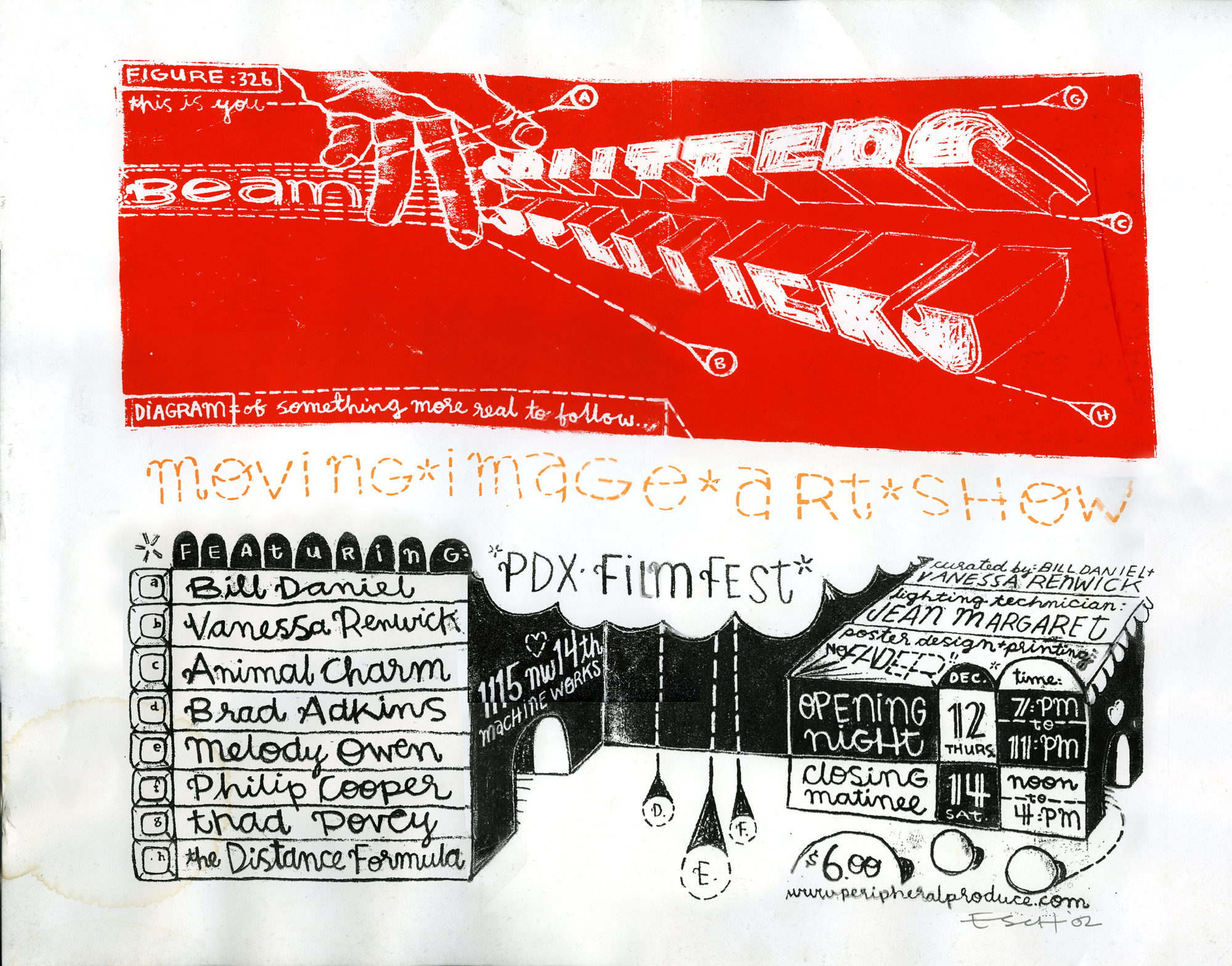 Poster by Johnne Eschleman
