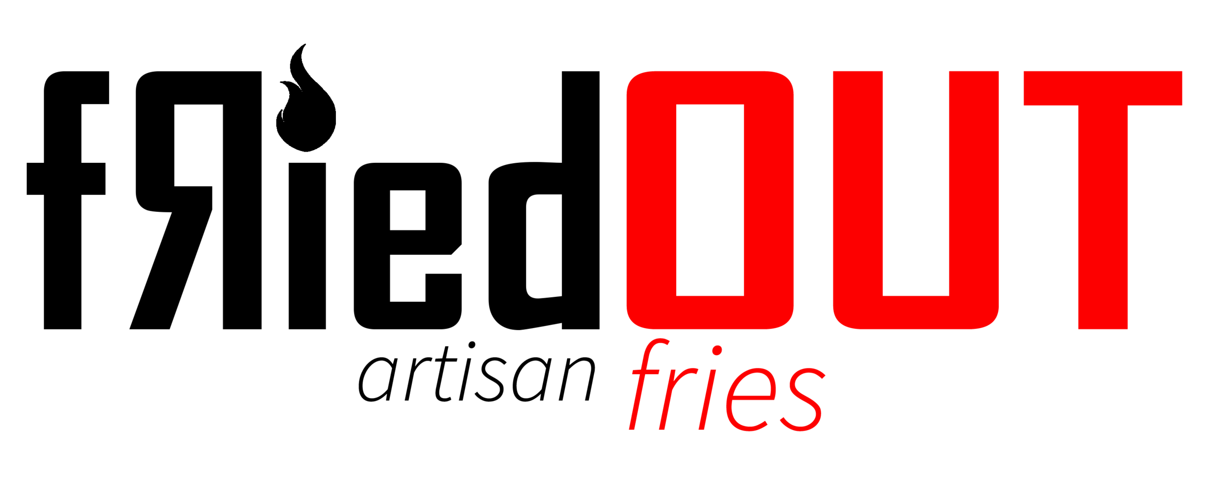 Fried Out Logo (Horizontal-Black).png