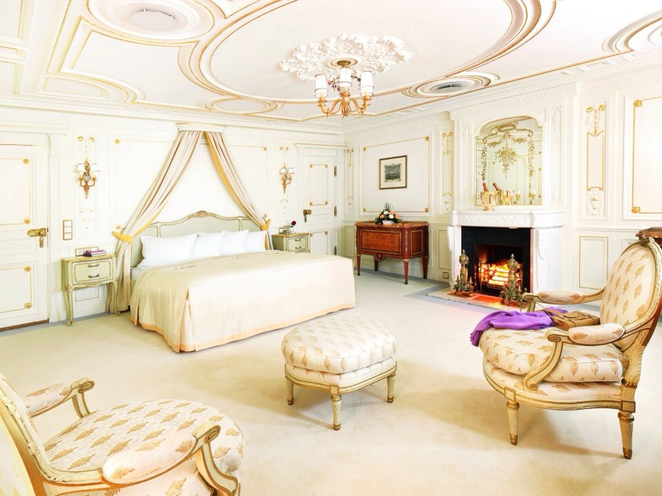 SEA CLOUD - the luxury cabin built for Marjorie Merriweather Post restored to its original glory.