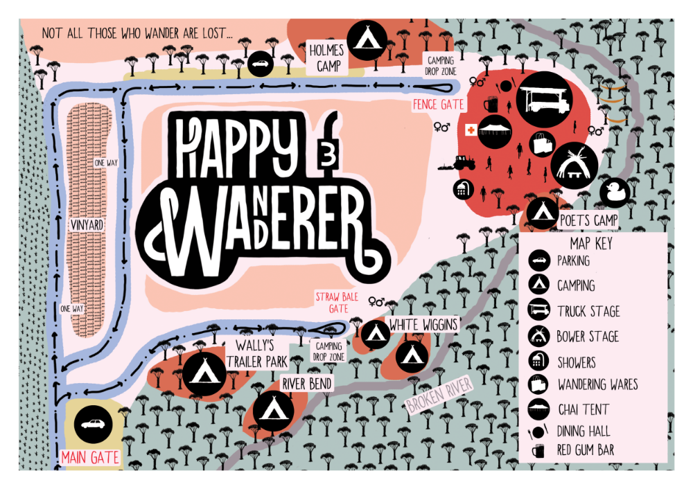 HW 3 Site Map