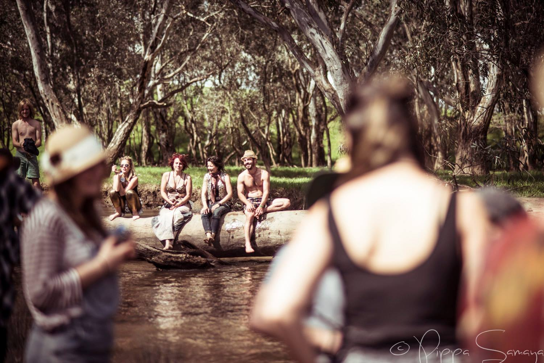 Credit Pippa Samaya_Happy Wanderer Festival 4_log sitting.jpg