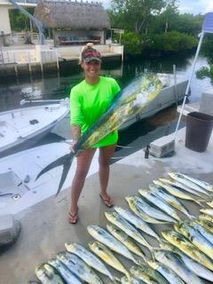 Offshore Key Largo Fishing