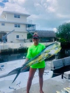 offshore fishing Florida Keys