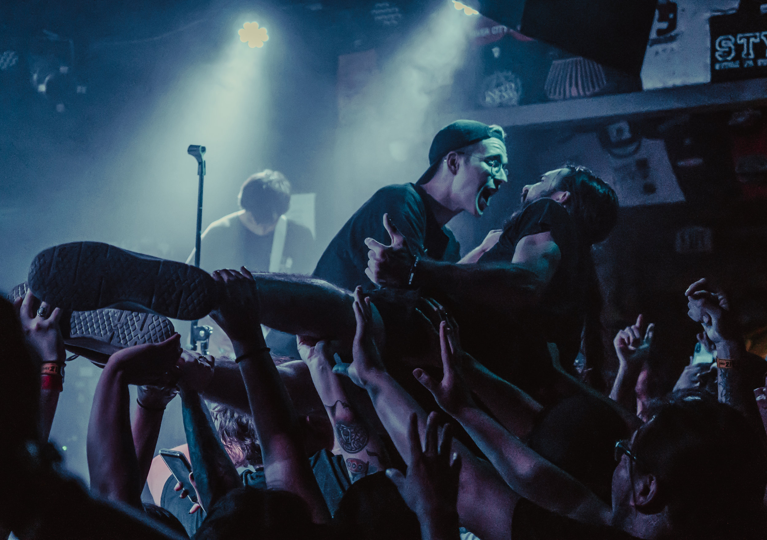 Show Review + Gallery + Live Video: Andy's Room - Anaheim