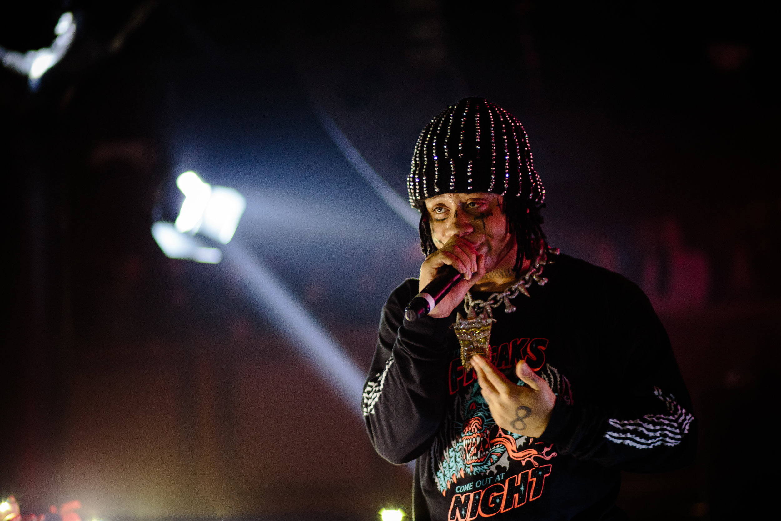 trippie redd concert boston