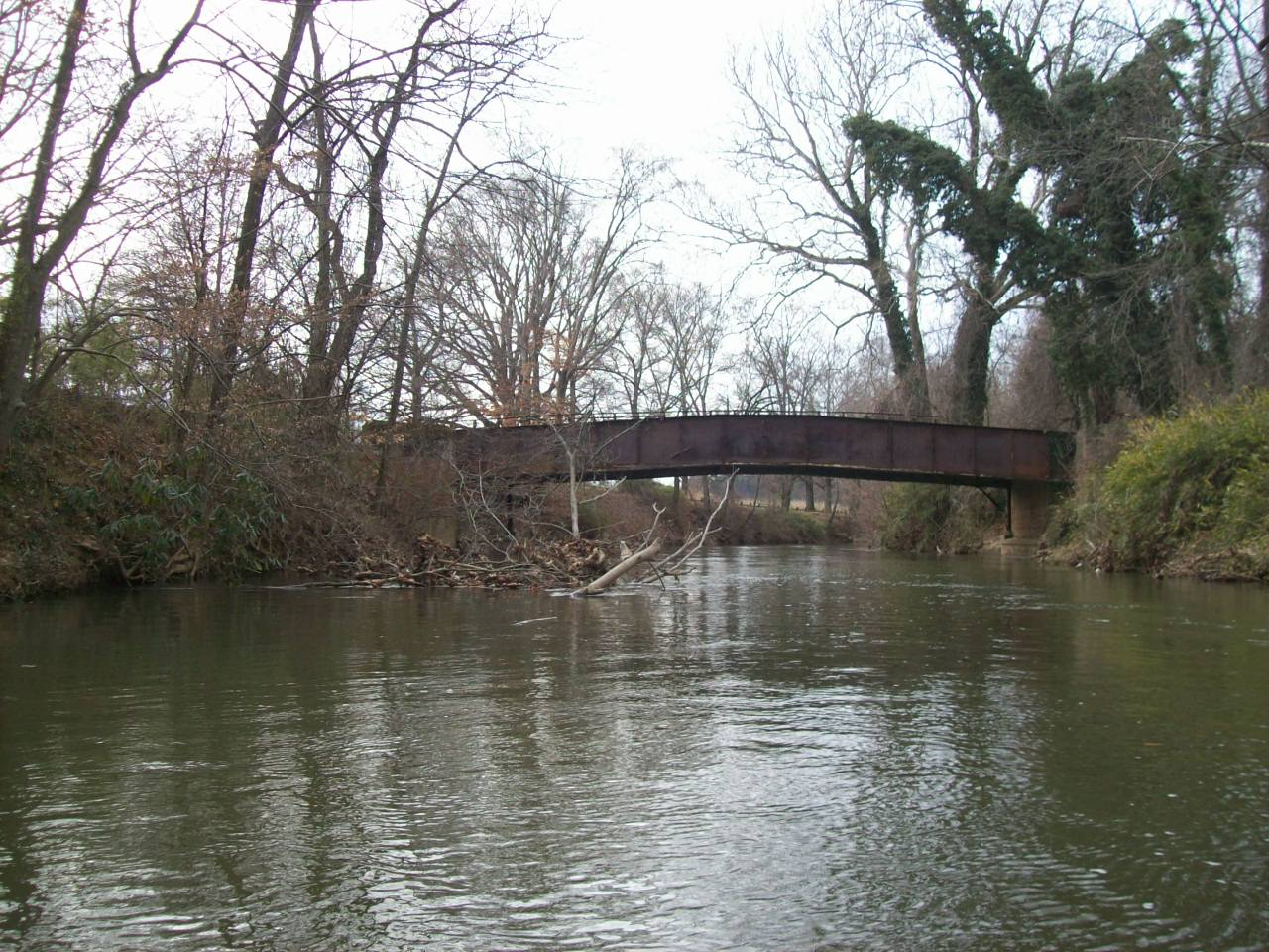 Victoria Bridge, Biltmore Estate