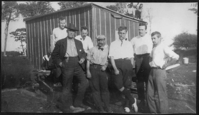 President Franklin D. Roosevelt is thought to have explored the money pit on Oak Island with friends in 1909.