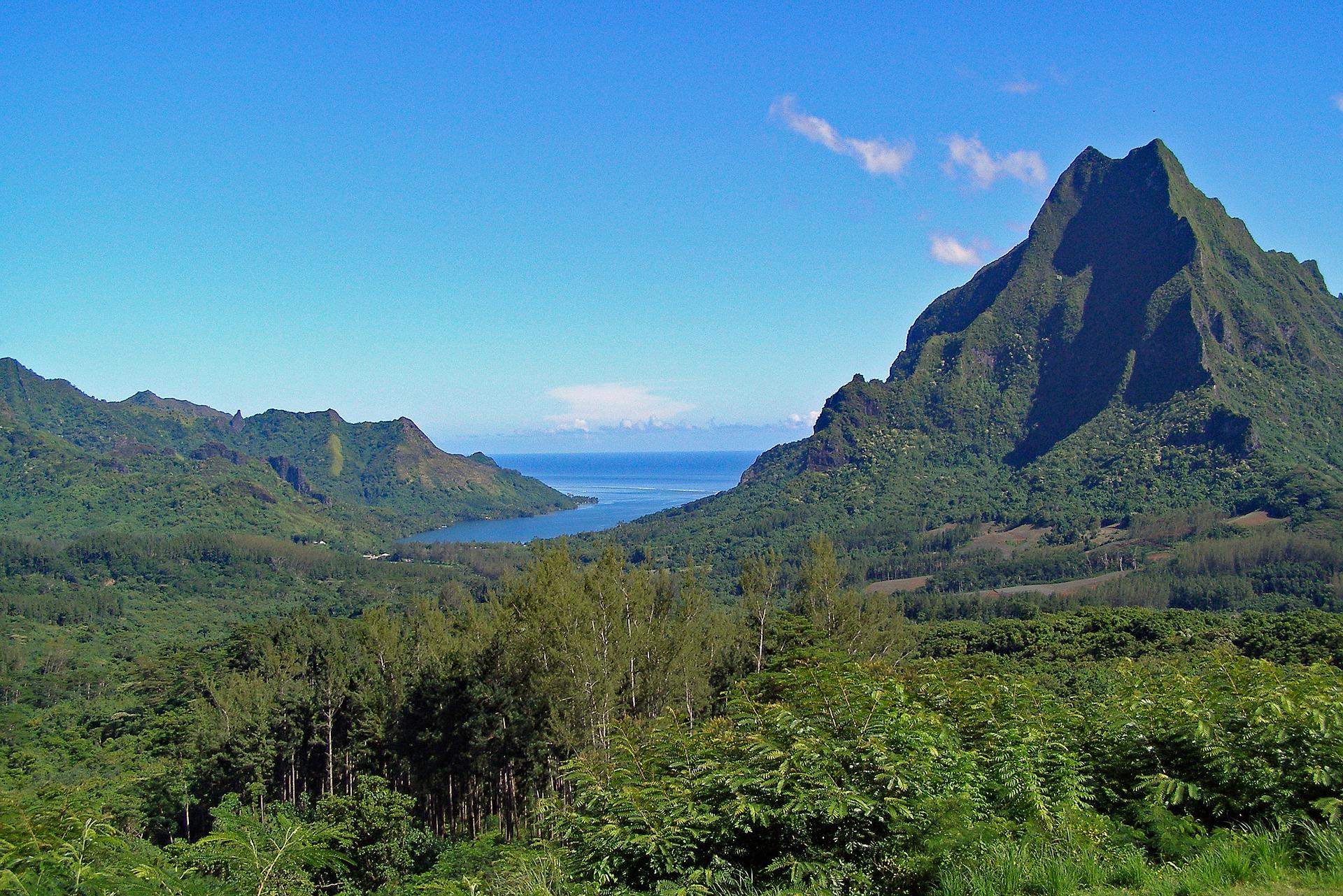 FRENCH POLYNESIA -