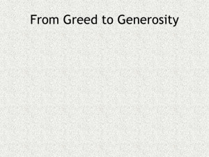 From Greed to Generosity Powerpoint.001