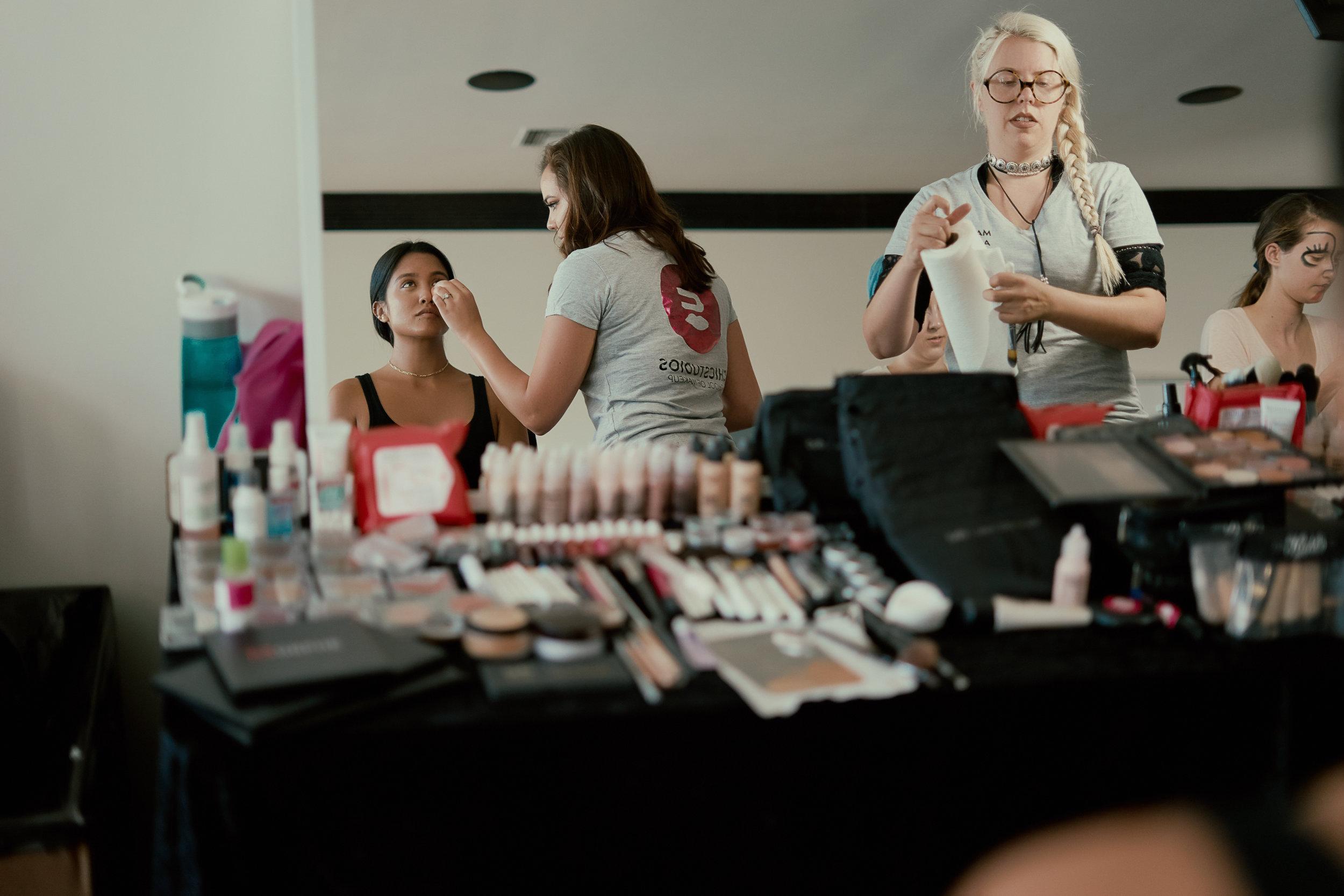 Makeup by Megan Urbano of Chic Studios