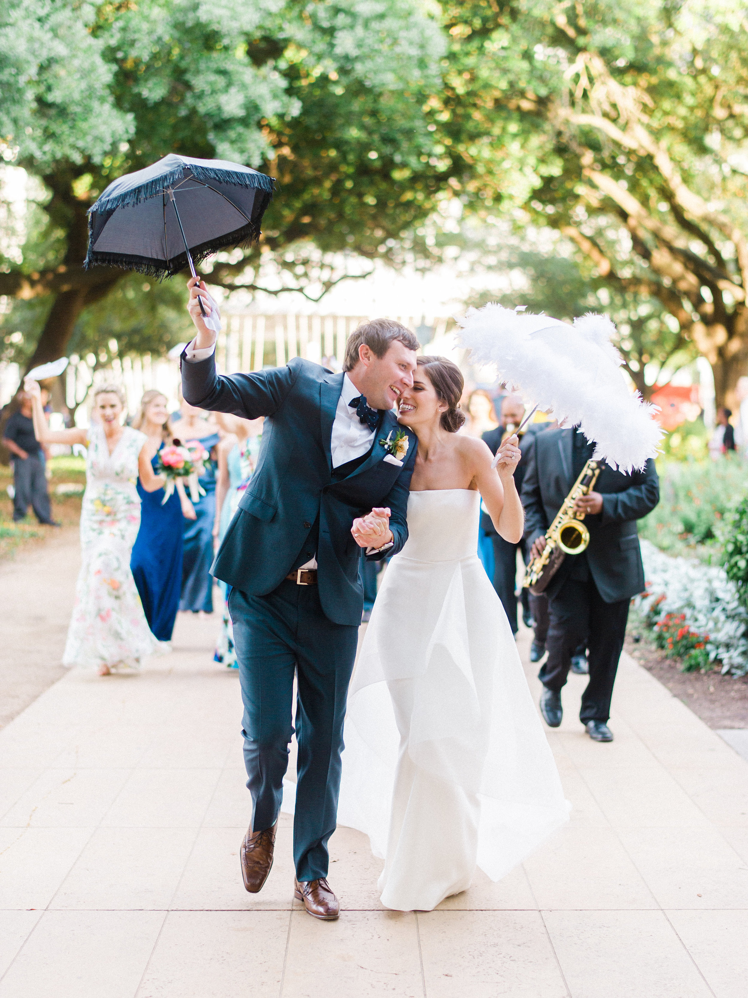 meghan and jacque second line discovery green park houston