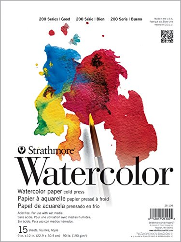 Best Watercolor Paper for Brush Calligraphy