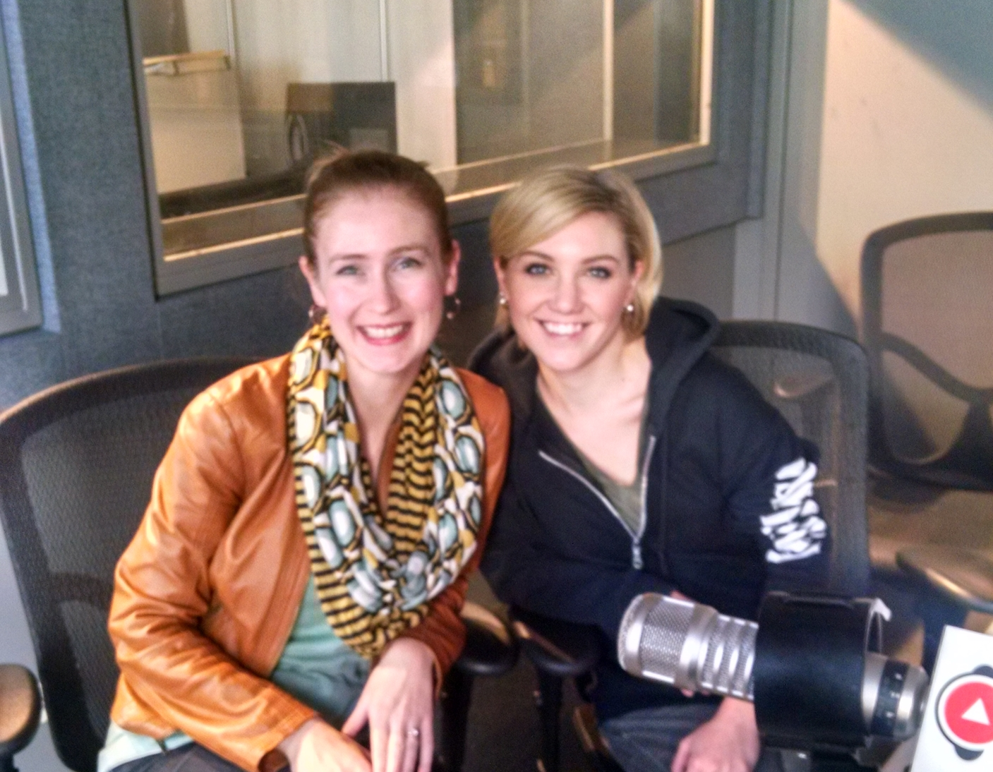 On WGN Radio with former RedEye nightlife reporter Kate Bernot