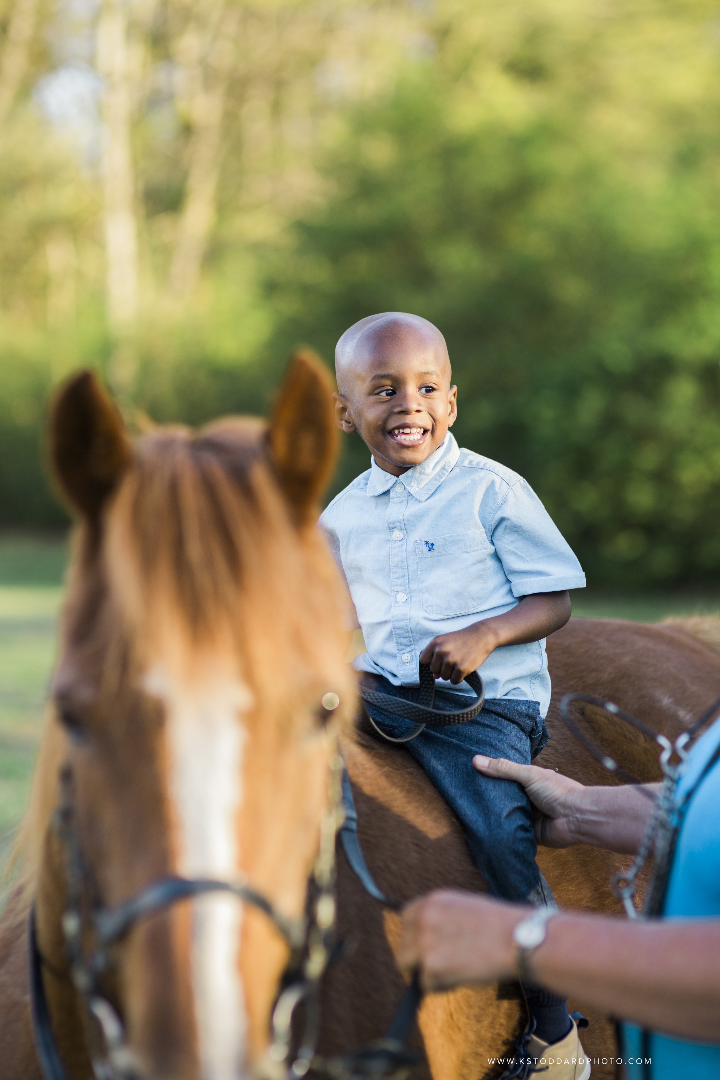 K'meil and Family - St. Jude Children's Research Hospital - Memphis - K. Stoddard Photography 010.jpg
