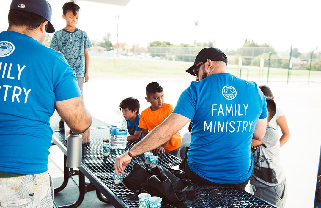 FAMILY - We know that parents are the most influential people in the lives of kids and that is why we see it as essential to partner with parents in loving and nurturing their kids. We want to help parents in every way to love and lead their child into a deeper relationship with Jesus.