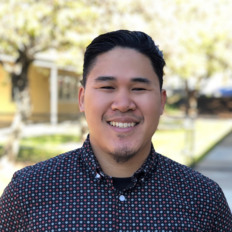 Eric Phetdara is an Elder Candidate at Restored Church South Bay -