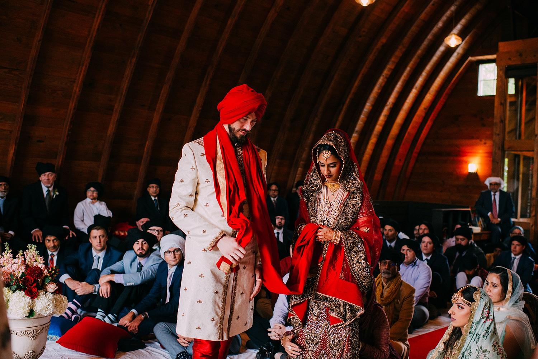 Adam + Sahiba's Sikh/Christian Wedding