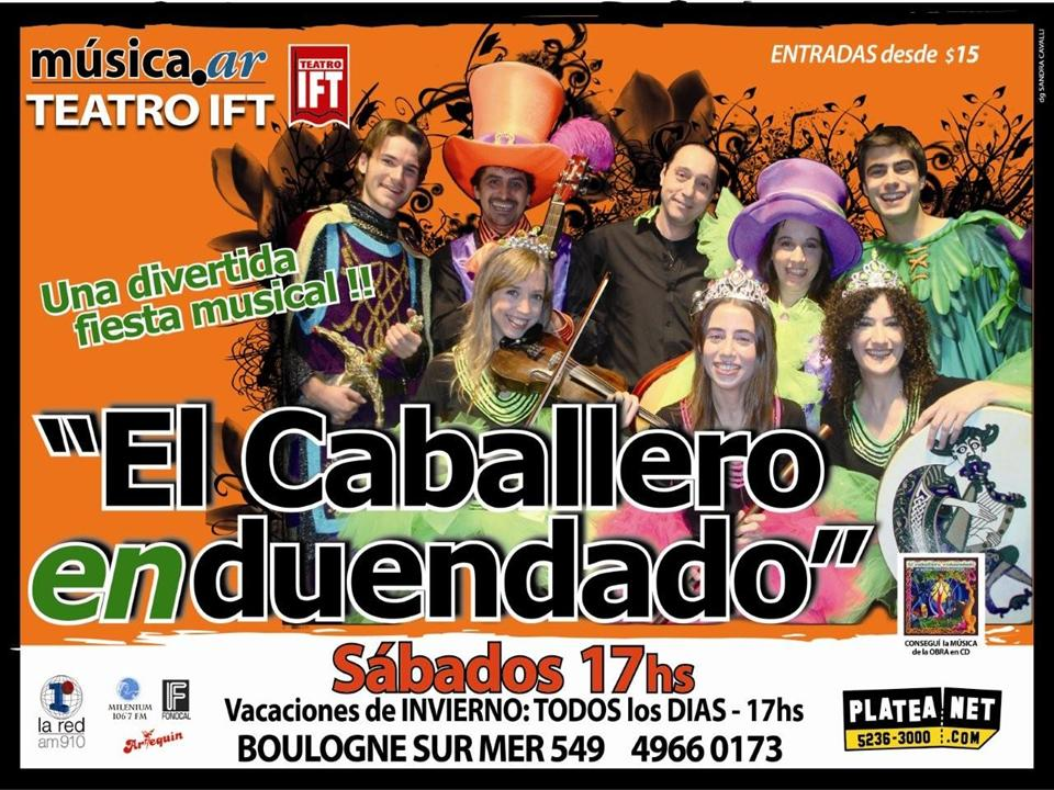 """Caballero Enduendado"". Argentina, 2008/2009"