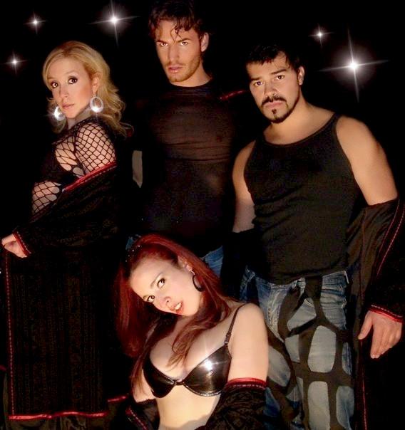 """Entertainment Group """"D-5"""". Argentina, 2007"""
