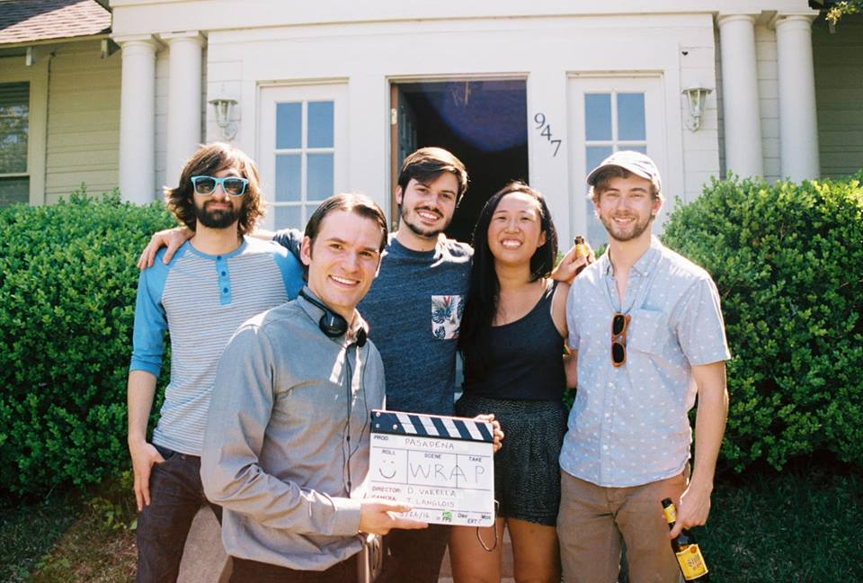 "Last Day Filming ""Pasadena"""