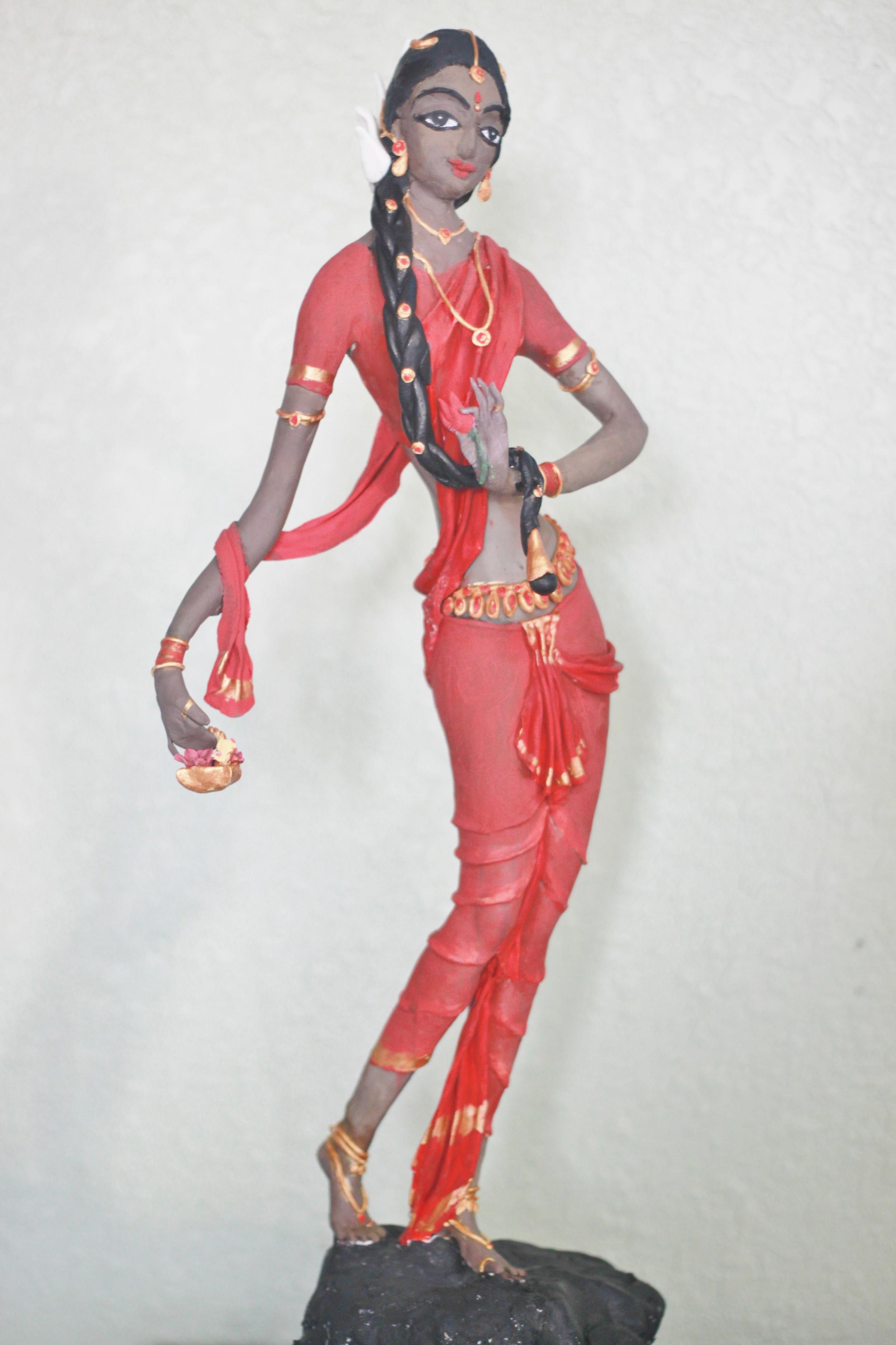 Parvathi - Detail